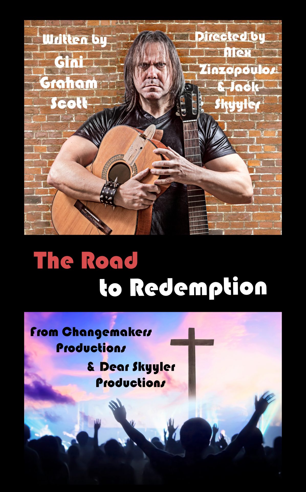 Road to Redemption Film Poster