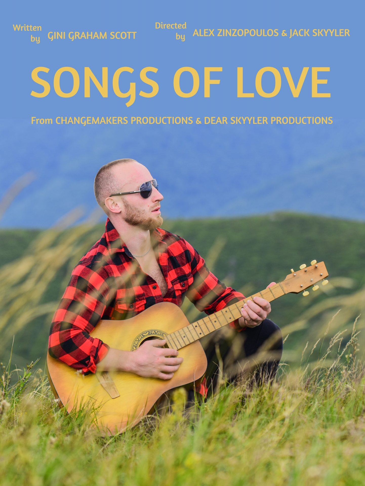 Songs of Love Poster