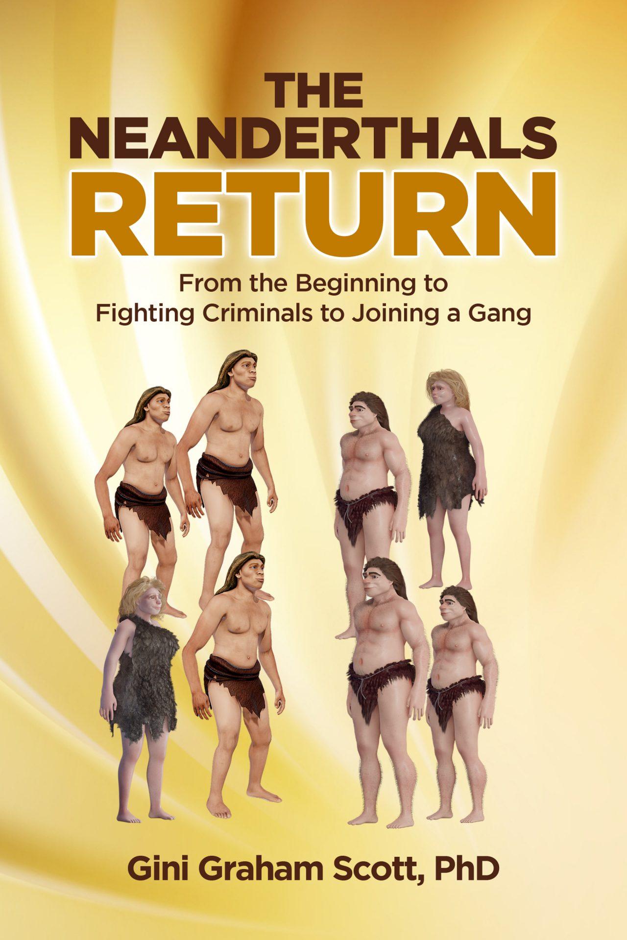 The Neanderthals Return Poster